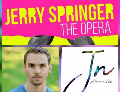 "Robbie Waugh joins the cast of ""Jerry Springer the Opera"" at Hope mill Theatre"